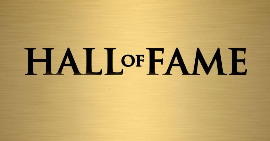 Image result for hall of fame logo